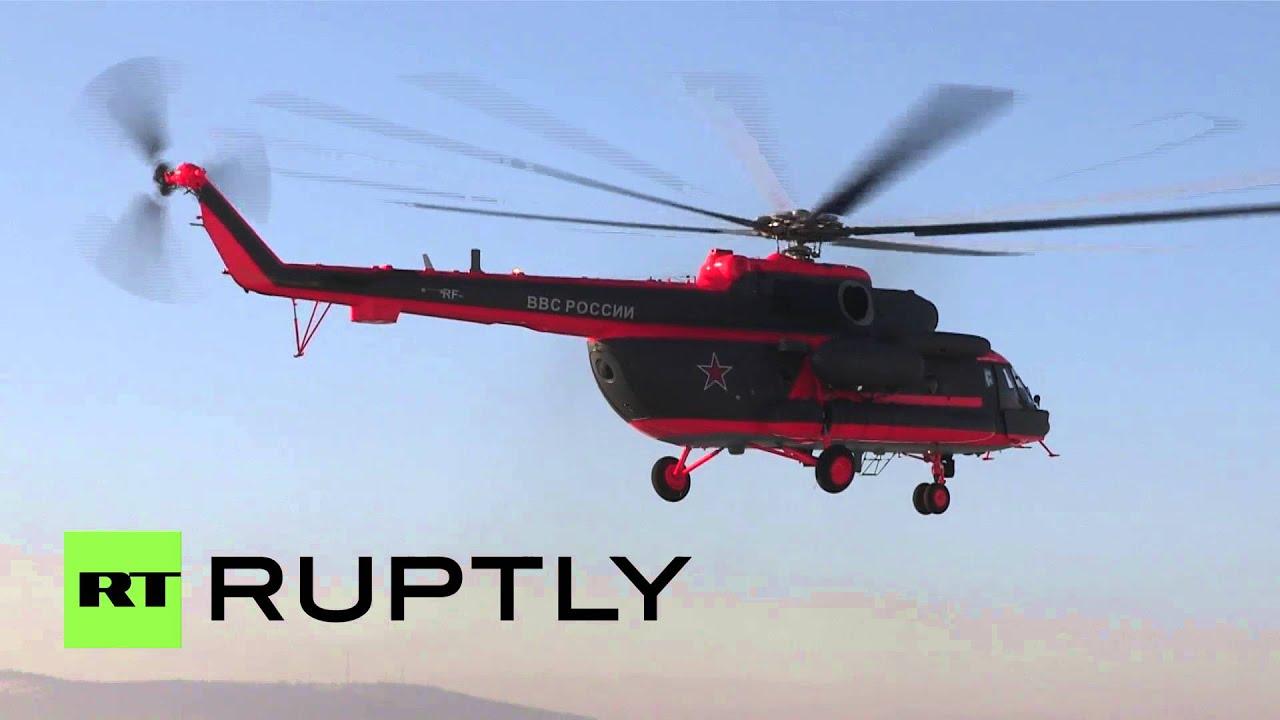 Mi-8AMTSH - Terminator from Russia 83