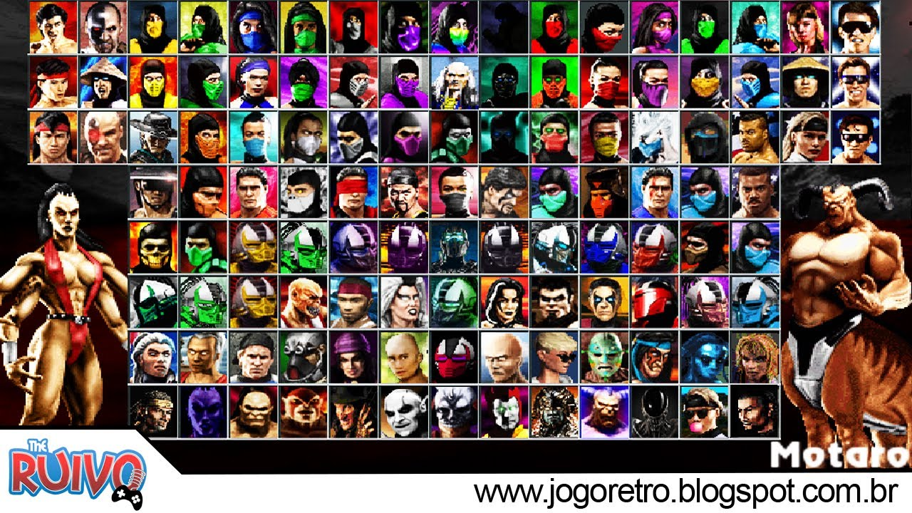 mortal kombat trilogy game download