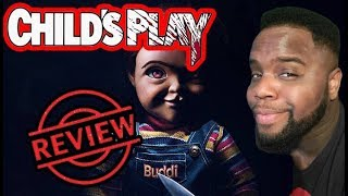 Child's Play 2019 Movie Review!