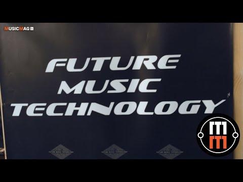 Future Music Technology - общий обзор (Namm Musikmesse Russia 2019)