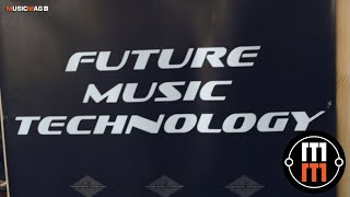 Future Music Technology - общий обзор (Namm Musikmesse Russia 2019)