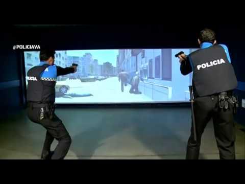 Especial Policía Local de Valladolid en 8MVA