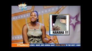 ScoopOnScoop: Anitah Fabiola is Pregnant - Some Men are Lucky