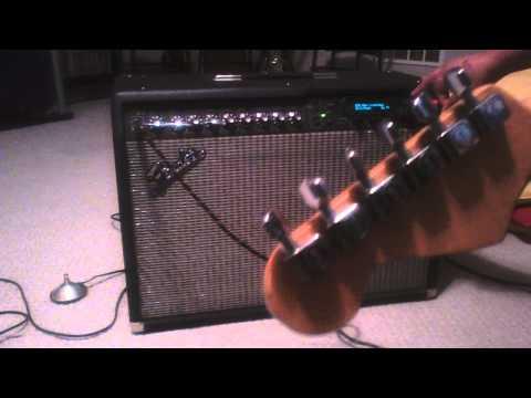 Fender Cyber-Twin Demo