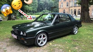 BMW E30 325i CABRIO RESTORATION PROJECT! 2017!