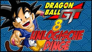 8 Unlogische Dinge in Dragonball GT! (Teil 1) | SerienReviewer