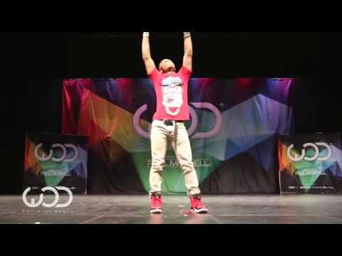 how this happens ...super break dancer making inbelievable robot motion ever seen
