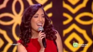 Arab Idol – الموسم الرابع – العروض المباشرة – نادين خطيب