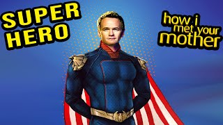 Barney Has A Lot of Super Powers - How I Met Your Mother