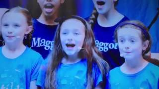 MATILDA the Musical on Broadway performs at Stars in the Alley 2016