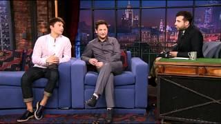 Евгений Писарев и Сергей Лазарев в Вечернем Урганте. HD