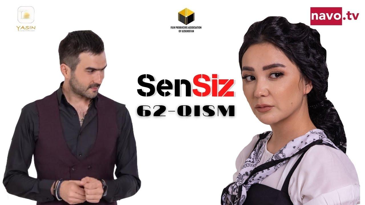 Download Sensiz (o'zbek serial) 62-qism | Сенсиз (ўзбек сериал) 62-қисм