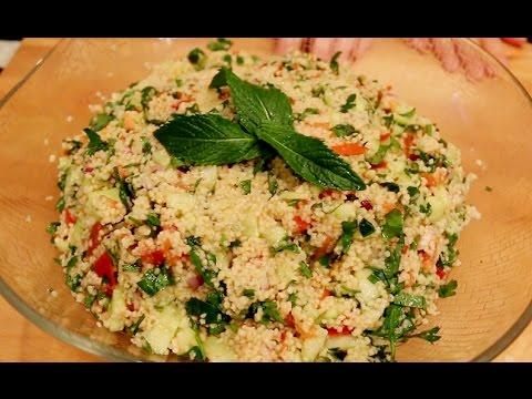 Как называется армянский овощной салат