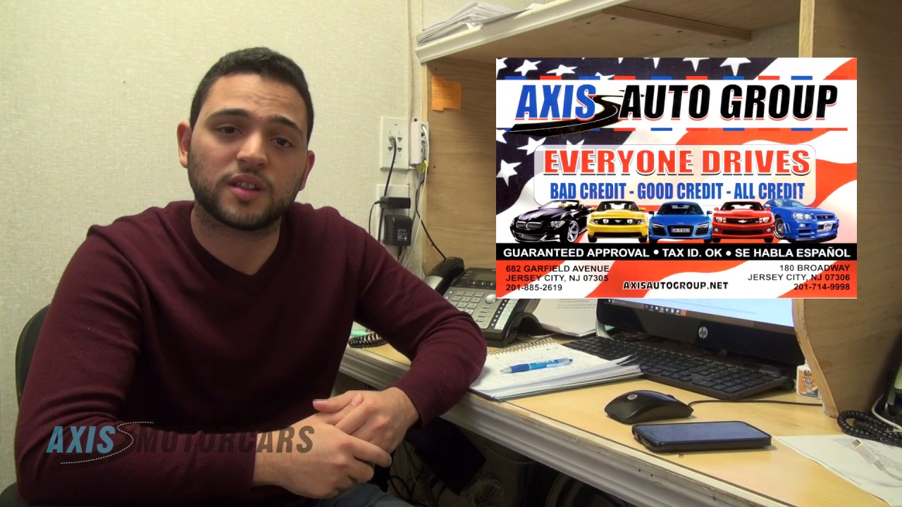 Axis Auto Group >> Call John At Axis Auto Group Today 201 706 3007