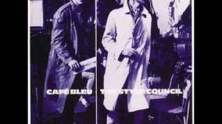 "Style council-""Blue cafè""-The Paris Match"