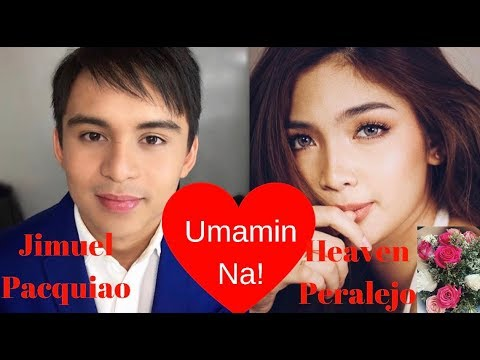 SHOWBIZ TSISMIS PINAS: JIMUEL PACQUIAO AT HEAVEN PERALEJO MAG-ON NA NGA BA?
