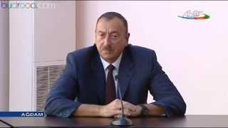 İlham Əliyev Ramil Səfərov haqqında 06.08.2014