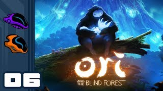 Let's Play Ori and the Blind Forest - PC Gameplay Part 6 - Whoah! New Area!