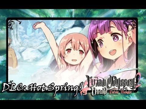 DLC: Hot Springs! - Etrian Odyssey 2 Untold: The Fafnir Knight