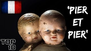 Top 10 Scary French Mysteries