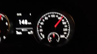 GOLF 7 - 1.2 TSI 105 HP TOP SPEED - ACCELERATION   0 - 200 Video