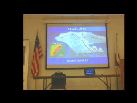 Tactical Spotter Training and Severe Storm Communcations