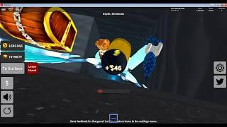 Rebirthing With The Nuke!!! -Roblox Treasure Hunting Simulator