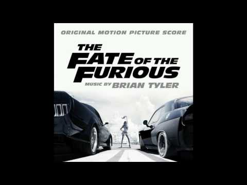 5) The Fate of the Furious Soundtrack (Brian Tyler - Confluence)