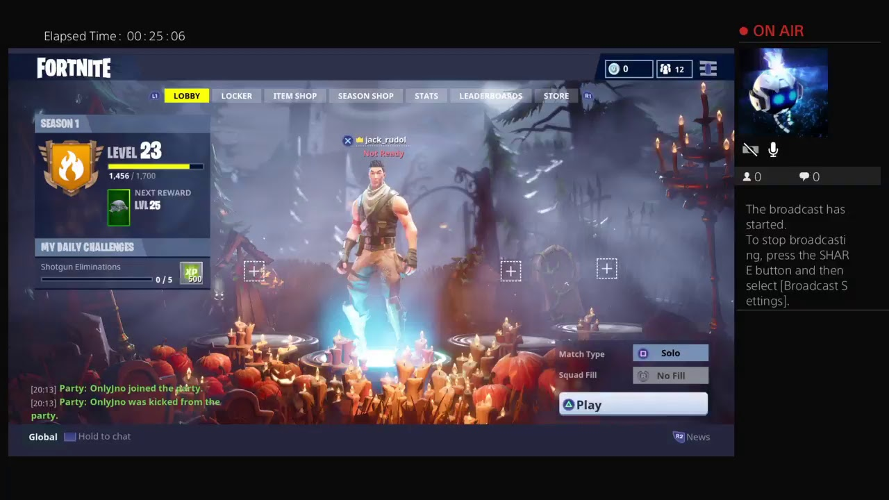 fortnite gameplay play with randomi hit 10 sub playing with