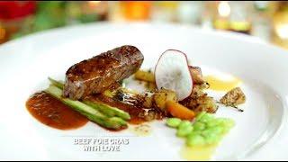 Chef's Table - Glenn Alinskie & Chelsea Olivia - Beef Foie Gras With Love
