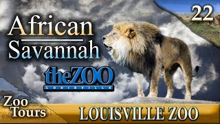 Zoo Tours Ep. 22: The African Savannah at the Louisville Zoo