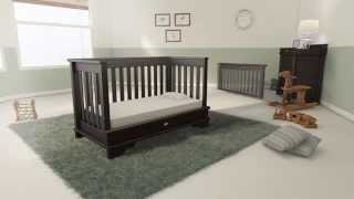 Eton Convertible Cot Bed - Baby & Co