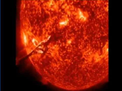 Incredible phenomenon reveals the violence of a solar flare