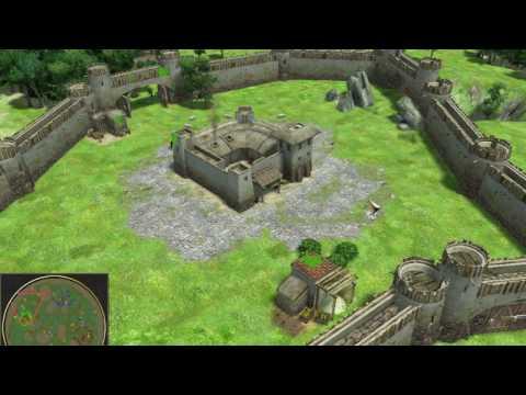0 A.D. Alpha 21 - Gameplay Commentary (Iberian Siege Power)