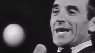Charles Aznavour (2-6-1963) • Club Domino
