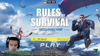 Gambar cover How to Download Rules of Survival on PC 2018