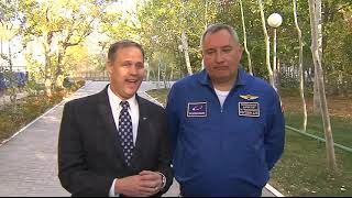 Interview with NASA Administrator Jim Bridenstine and Roscosmos Director General Dmitry Rogozin