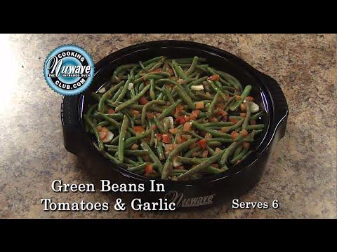 Green Beans in Garlic