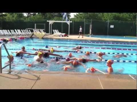 Swim Omaha & Friends - Call Me Maybe