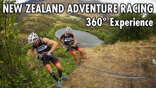 Adventure Racing in New Zealand: Red Bull Defiance | 360° POV Experience thumbnail