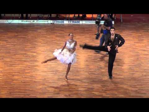 Grand Slam Latin 2011: Vladimir Karpov - Mariya Tzaptashvilli - Jive Final