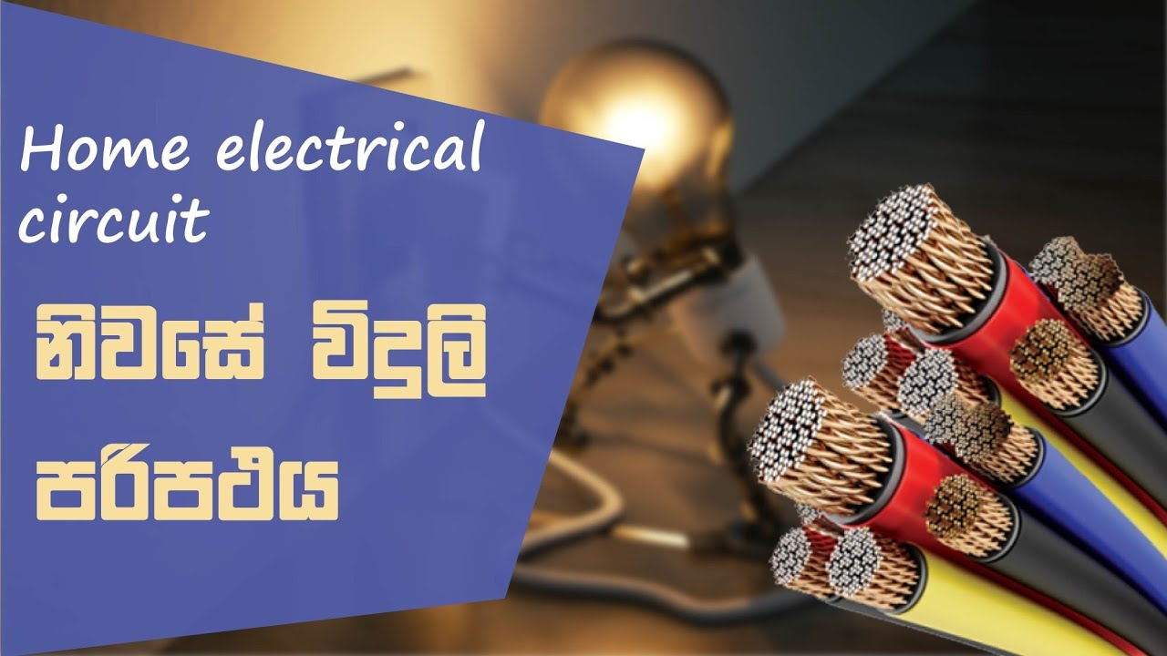 Home Electrical Circuit