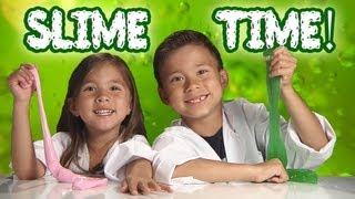 How to Make SLIME & OOZE! with EvanTubeHD