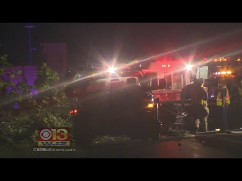 Man Killed In Overnight Accident On I-83