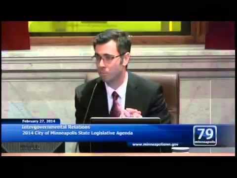 Minneapolis City Council for Medical Marijuana in Minnesota 2/27/2014