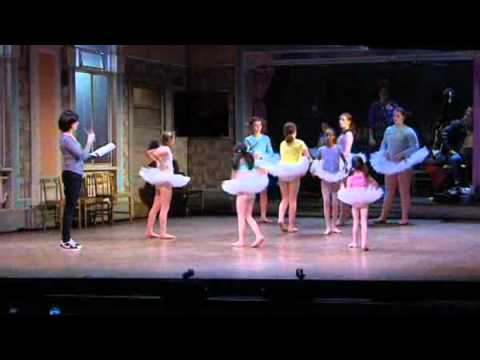 Step by Step Making of Billy Elliot 2nd tour part 2