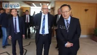 بالفيديو : جولة تفقدية لوكالة شينخوا الصينية في مبني وكالة أنباء الشرق الأوسط