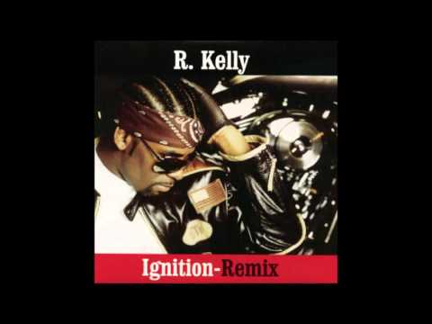R. Kelly - Ignition (Welshy Remix)
