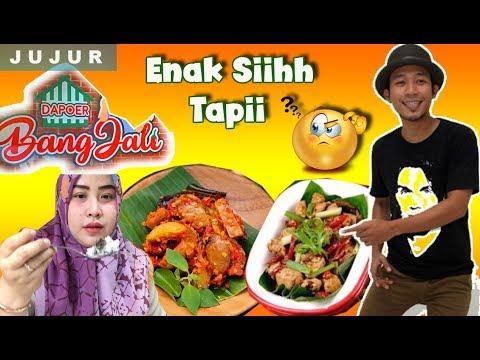 REVIEW JUJUR !! Dapur Bang Jali Warteg ala Artis