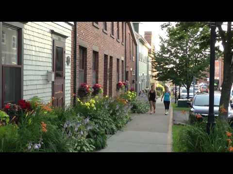 Charlottetown PEI Summer 2011